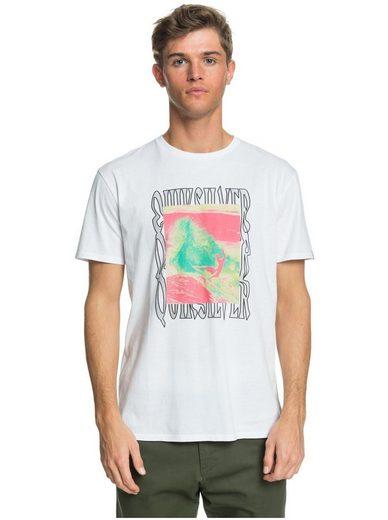 Quiksilver T-Shirt »The Breaks«