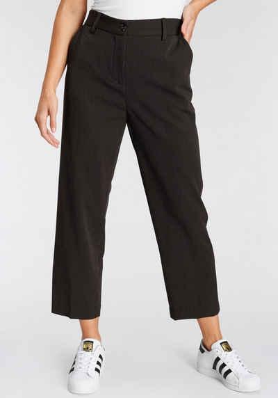 Please Jeans Bundfaltenhose »P 0RQ_XD3000« in edler Nadelstreifen-Optik
