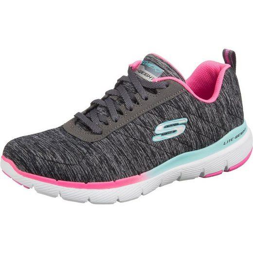 Skechers »Flex Appeal 3.0 Fan Craze Sneakers Low« Sneaker