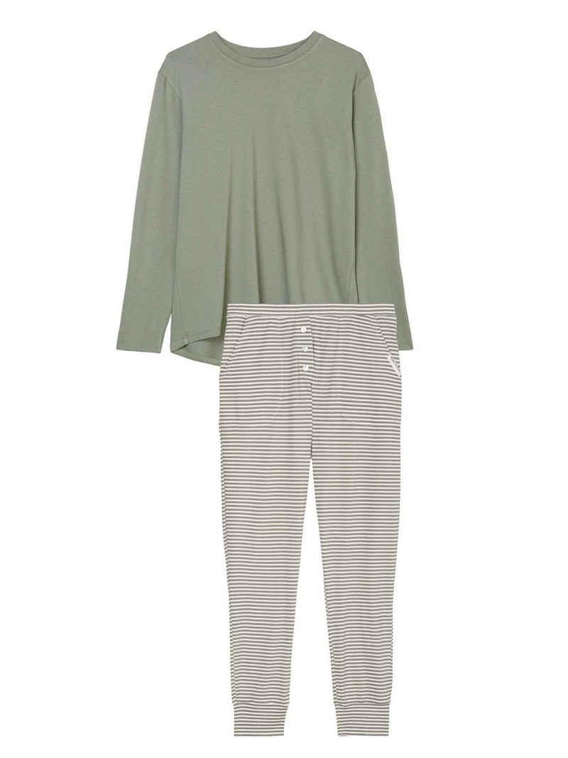 Marc O'Polo Pyjama »Lounge-Set« (2 tlg)