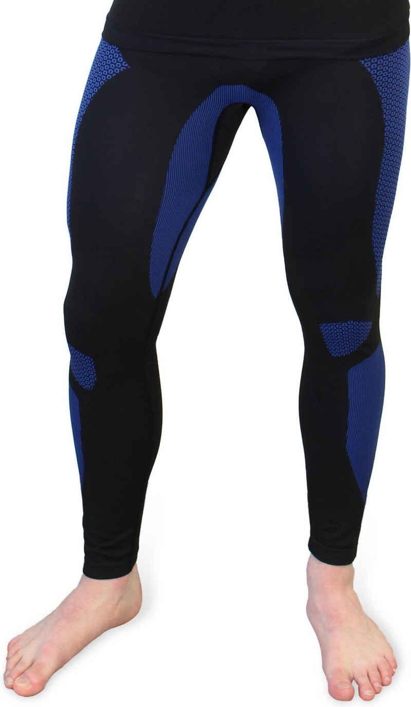 Polar Husky Funktionsunterhose »Sport-Funktionsunterhose Anatomic Functional Wear« schnelltrocknend