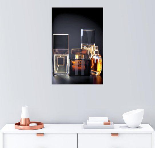Posterlounge Wandbild, Männerduft