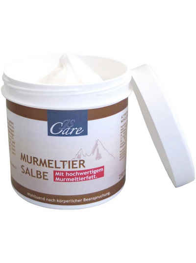 Murmeltiersalbe gegen Gelenkschmerzen, Verspannungen oder Muskelkater