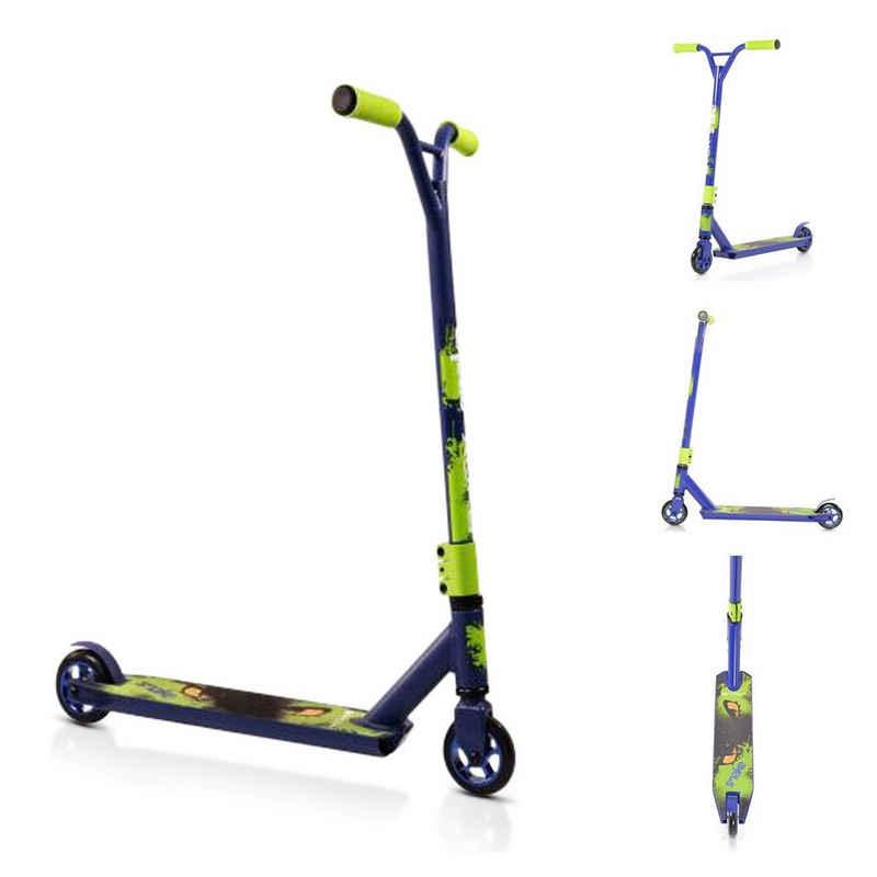 Byox Cityroller »Kinderroller Snake«, Lenker 360° drehbar, PU-Räder, ABEC-9 Lager