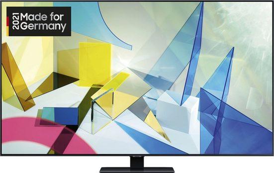 Samsung GQ49Q80TGT QLED-Fernseher (123 cm/49 Zoll, 4K Ultra HD, Smart-TV)