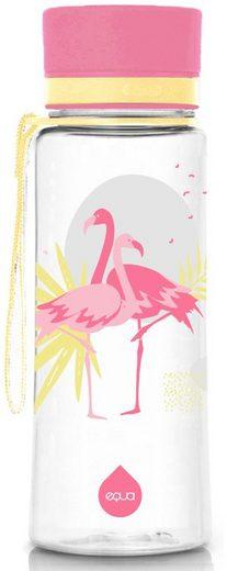 equa Trinkflasche »Kids Flamingo«, Tritankunststoff, Inhalt 600 ml