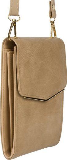 styleBREAKER Mini Bag, Mini Handy Umhängetasche