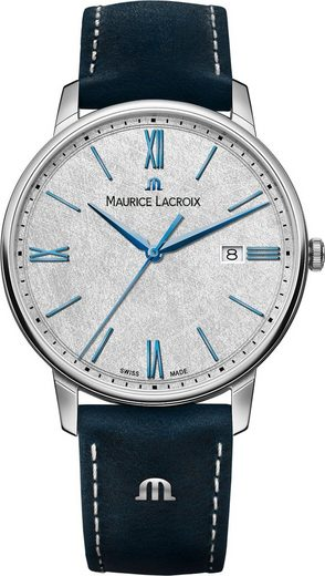 MAURICE LACROIX Schweizer Uhr »Eliros Date, EL1118-SS001-114-1«
