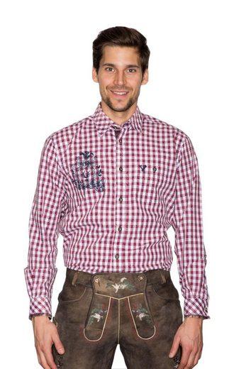 KRÜGER BUAM Langarmhemd »94118-109« Kent Kragen