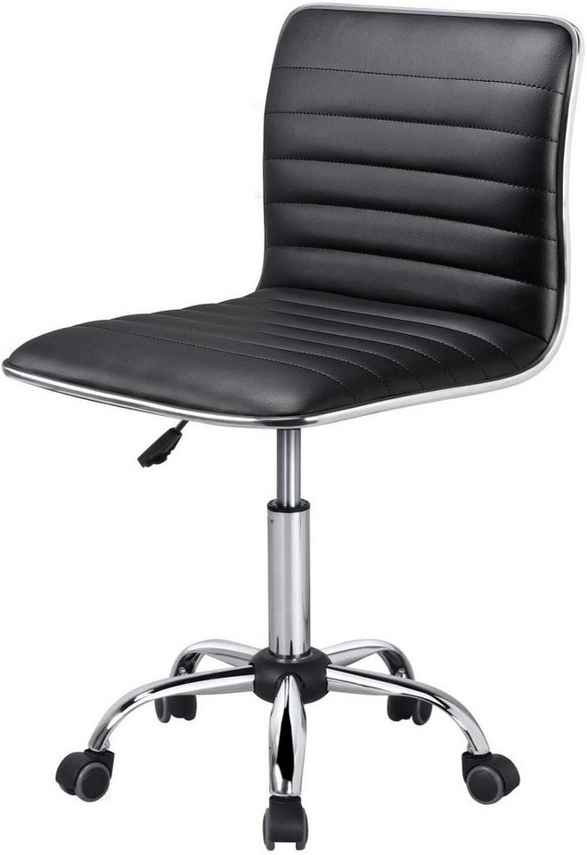 HH® Bürostuhl Chefsessel Boss Office drehstuhl 360° drehbar Cherstuhl Rollen