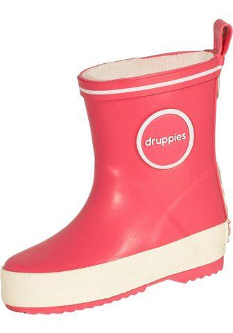 Druppies Guminiai batai su Einstiegshilfe