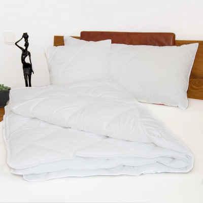 Bett, »Stepp-Bettdecke 95°«, Dacron, Füllung: Faserfüllung aus 100% Polyester, 2 verschiedene Größen auswählbar: 135x200 cm / 155x220 cm
