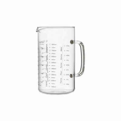 Ritzenhoff & Breker Messbecher »CUISINE Messbecher mit Henkel aus Glas 0,8 l«, Glas