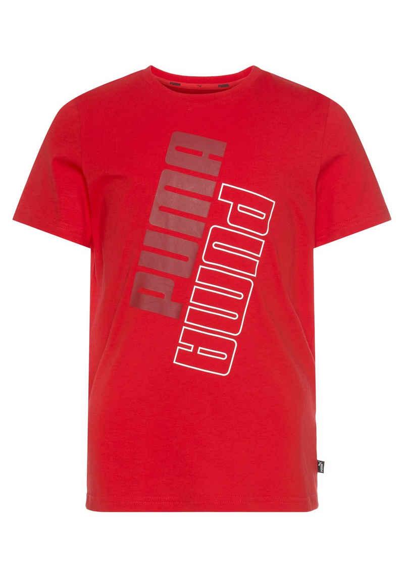 PUMA T-Shirt »PUMA POWER Logo Tee«