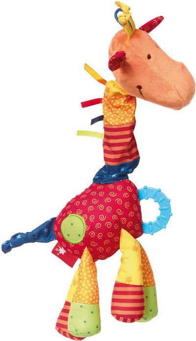 Sigikid Greifspielzeug »Aktiv-Giraffe Baby Activity«
