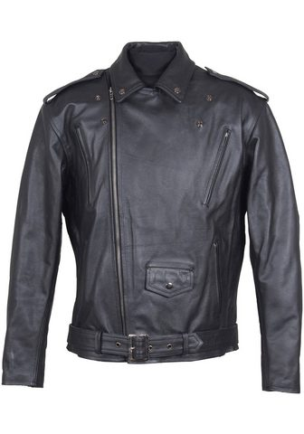 roleff Motorradjacke »RO 666« 6 kišenė