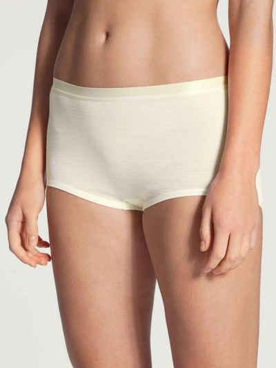 CALIDA Panty »Panty aus Wolle-Seide, high waist« (1 Stück) Made in Europe