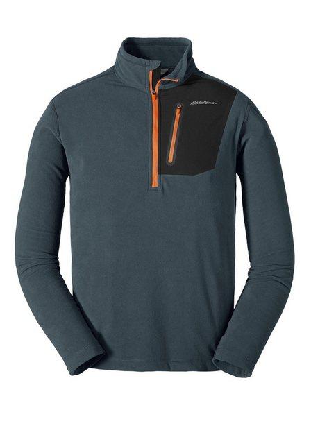 Eddie Bauer Fleeceshirt Cloud Layer Pro mit 1/4-Reissverschluss   Bekleidung > Pullover > Fleecepullover   Eddie Bauer