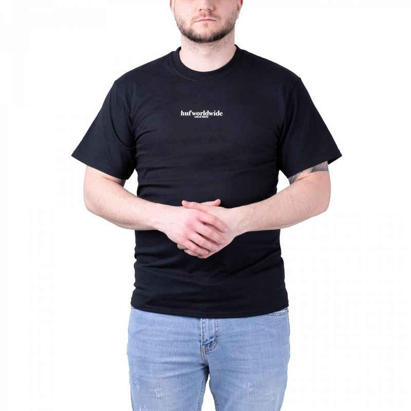 HUF T-Shirt »HUF Never Yours Tee«