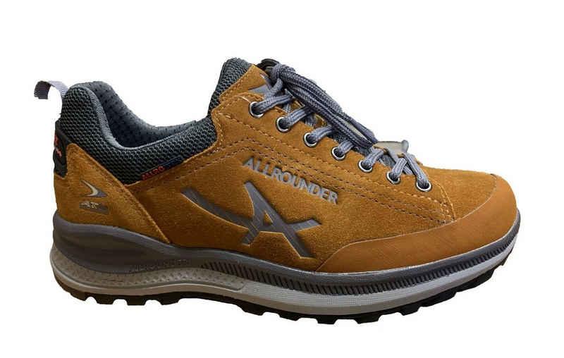 Allrounder »Allrounder Damen SILVRETTA-TEX Trekkingschuh ALL TERRAIN Universal P2006-76106 BRUNT ORANGE braun« Trekkingschuh