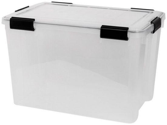 Kreher Aufbewahrungsbox, (B/T/H): ca. 35x51x36 cm