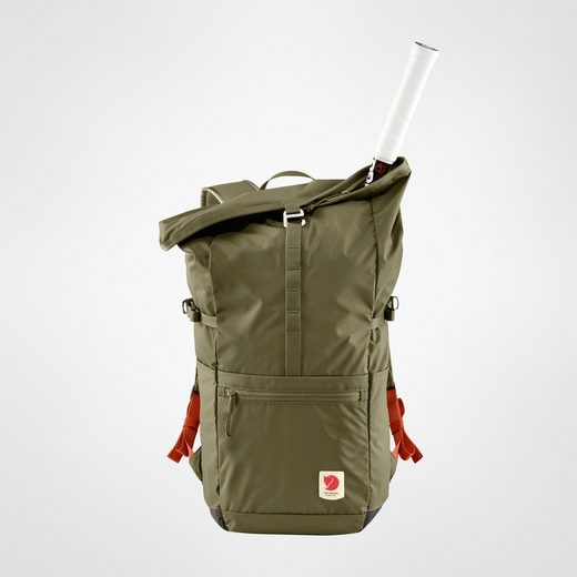 Fjällräven Laptoprucksack »High Coast Foldsack 24  green«