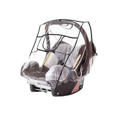 sunnybaby Kinderwagen-Regenschutzhülle »Regenverdeck Comfort Plus mit Klappe für«