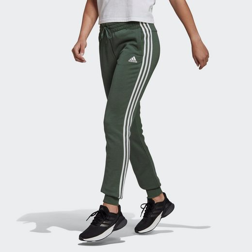 adidas Performance Jogginghose »ESSENTIALS FRENCH TERRY 3-STREIFEN«