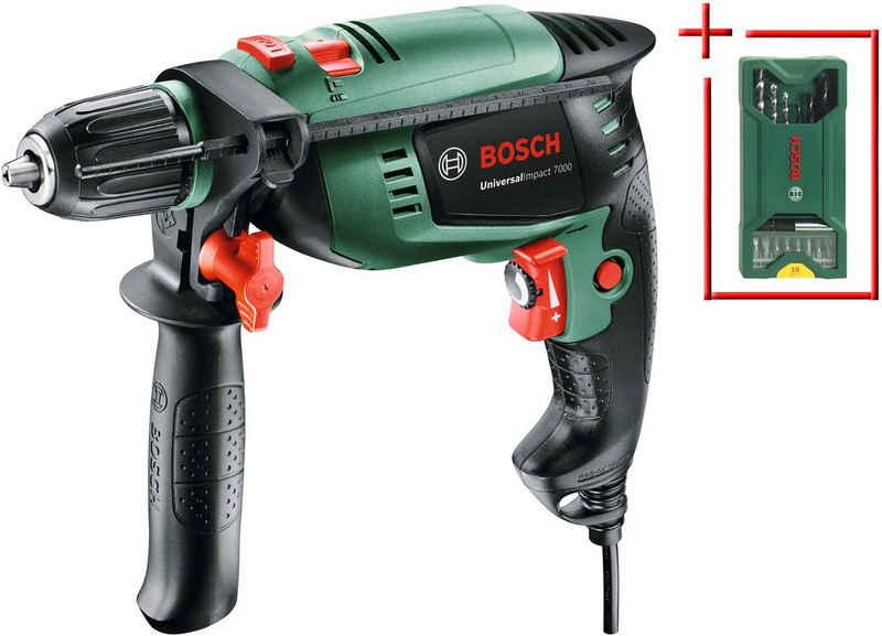Bosch Powertools Schlagbohrmaschine »UniversalImpact 700«, max. 3000 U/min
