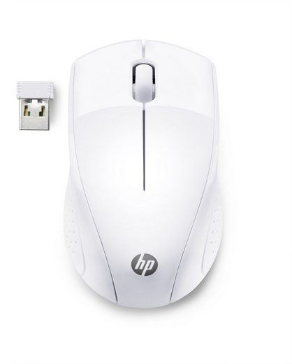 HP HP Wireless Mouse 220 »Beidhändig bedienbare Wireless Travel-Maus«