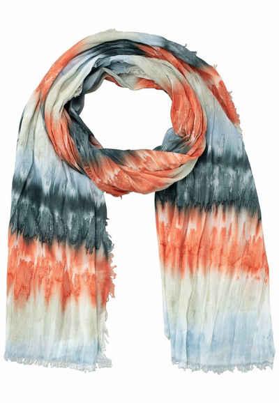 camel active Modeschal »Schal aus reiner Baumwolle« Schal_Modeschal