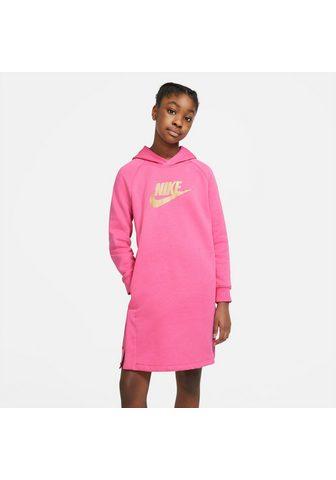 Nike Sportswear Sweatkleid »GIRLS SHINE HOOD suknelė