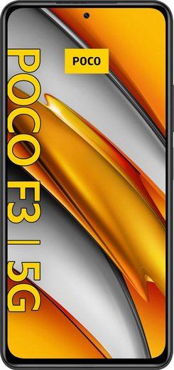 Xiaomi Poco F3 Smartphone (6,67 cm/16,94 Zoll, 128 GB Speicherplatz, 48 MP Kamera)