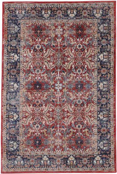 Teppich »Vintage Marin«, carpetfine, rechteckig, Höhe 8 mm, Orient Vintage Look