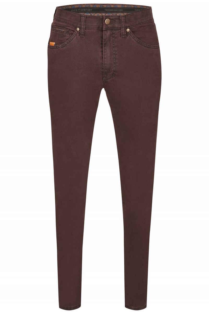 Club of Comfort Slim-fit-Jeans »HENRY X 7010« mit praktischer Mobile Pocket