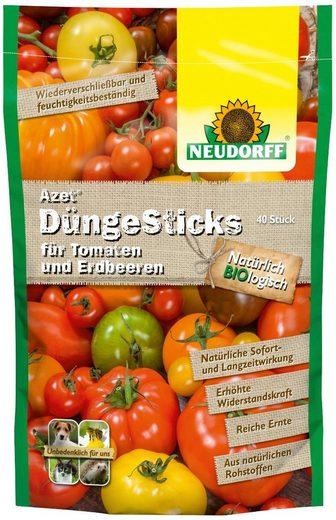 NEUDORFF Düngerstäbchen »Azet Tomaten & Erdbeeren«, 40 Sticks