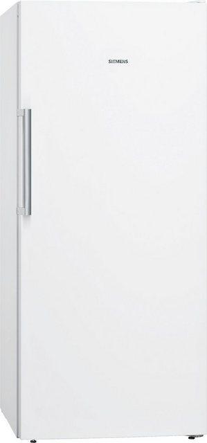 Küchengroßgeräte - SIEMENS Gefrierschrank GS51NAWC, 161 cm hoch, 70 cm breit  - Onlineshop OTTO