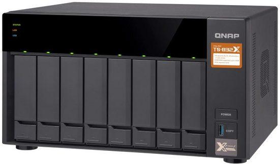 QNAP Turbo NAS TS-832X-8G NAS-Server