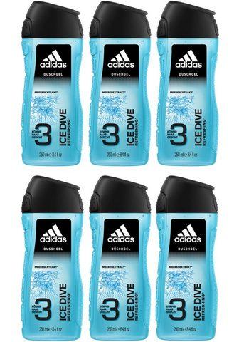 adidas Performance Dušo želė »Ice Dive 3in1« 6-tlg. dėl M...