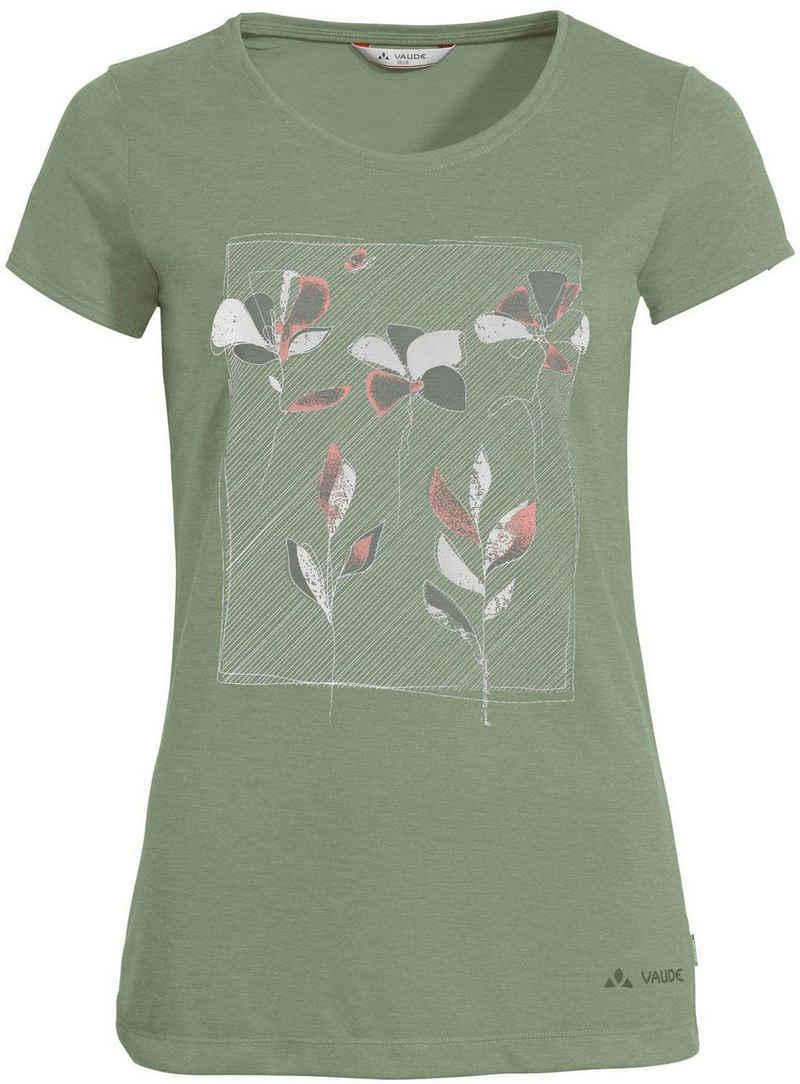 VAUDE T-Shirt »SKOMER«