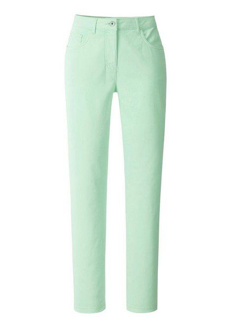 Hosen - Casual Looks Stretch Hose › blau  - Onlineshop OTTO