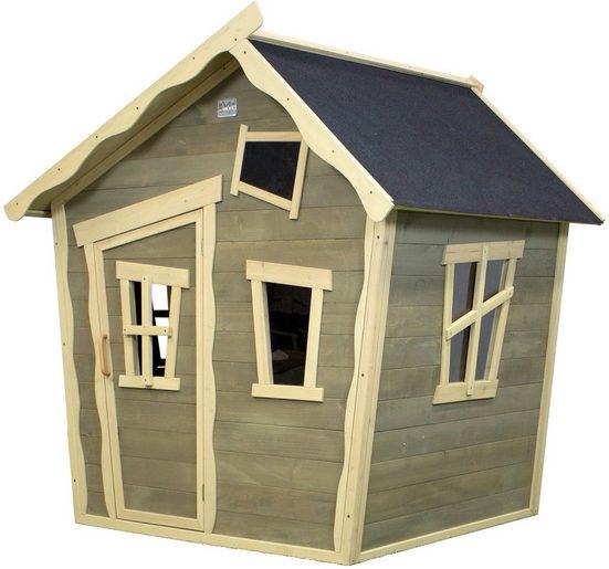 EXIT Spielhaus Crooky 100, BxTxH: 163x145x169 cm