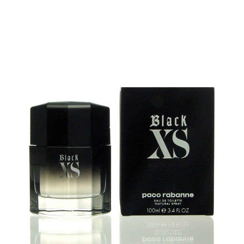 paco rabanne Eau de Toilette »Paco Rabanne Black XS Homme Eau de Toilette 100 ml«