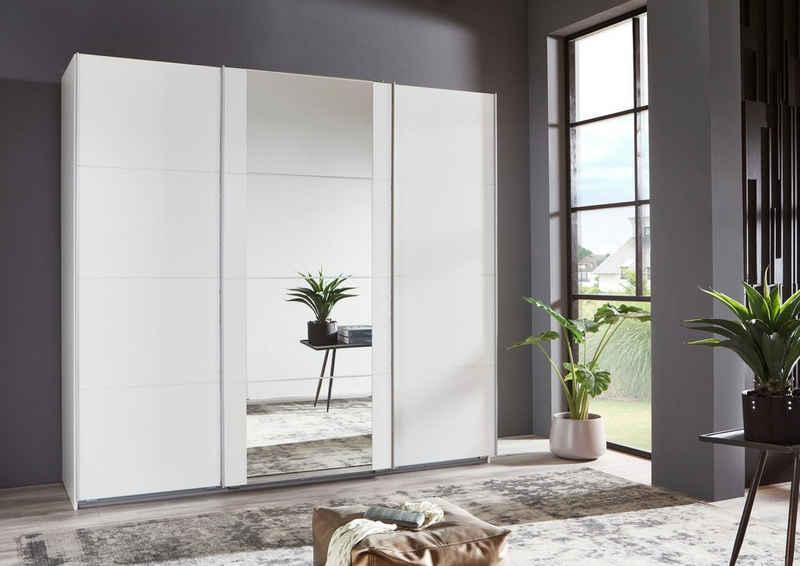 Wimex Schwebetürenschrank »Bern« mit zusätzlicher Innenausstattung