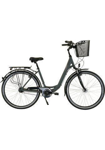 HAWK Bikes Dviratis »HAWK City Wave Deluxe Plus G...