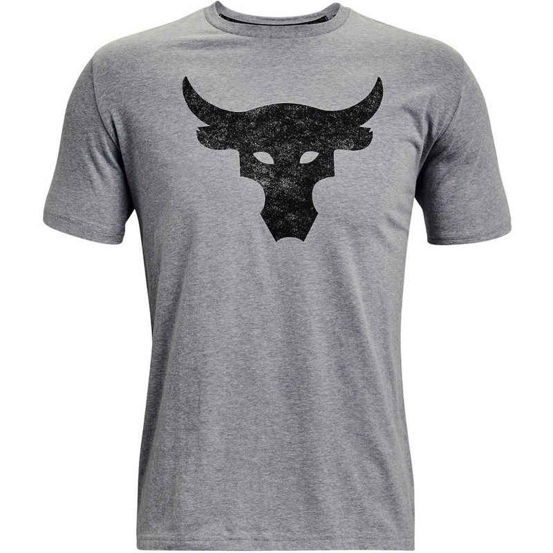 Under Armour® Funktionsshirt »Project Rock« keine Angabe