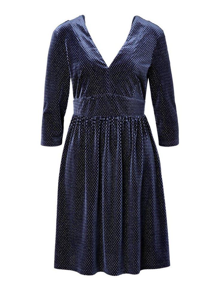 Festtagsmode - Sienna Kleid › blau  - Onlineshop OTTO