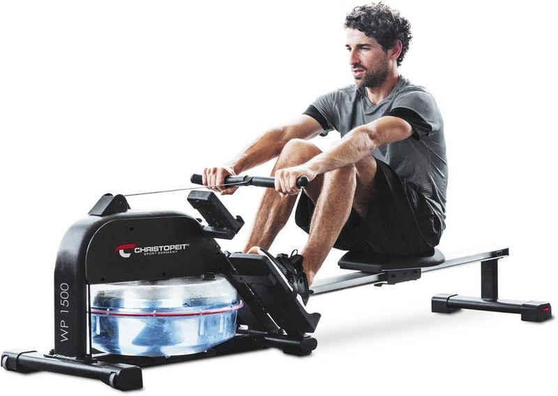 Christopeit Sport® Ruderzugmaschine »WP1500«