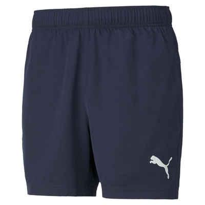 PUMA Shorts »Active Woven Herren Shorts«