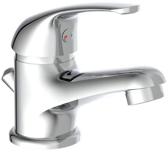 Schütte Waschtischarmatur »Athos PLUS« Mini-Waschtischarmatur, Wasserhahn
